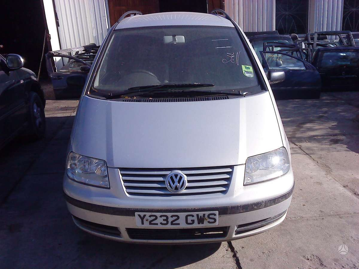 Volkswagen Sharan. 1.8t  2.8  1.9tdi
