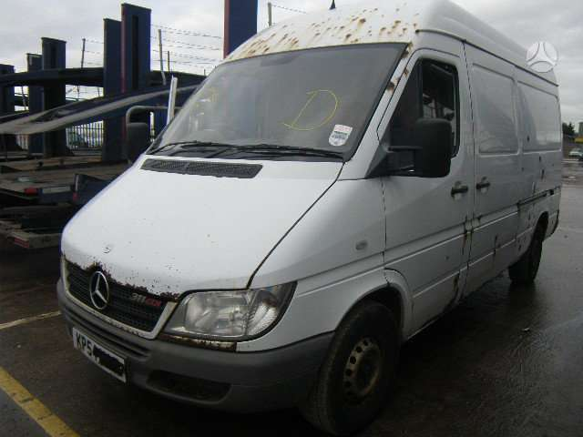 Mercedes-Benz, SPRINTER