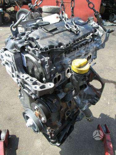 Renault Megane. Variklio kaina 3200
