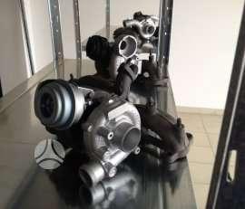 Mercedes-Benz E220. Kokybiškai ir greitai remontuojame