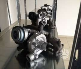 Opel Astra. Kokybiškai ir greitai remontuojame turbokompresorius.