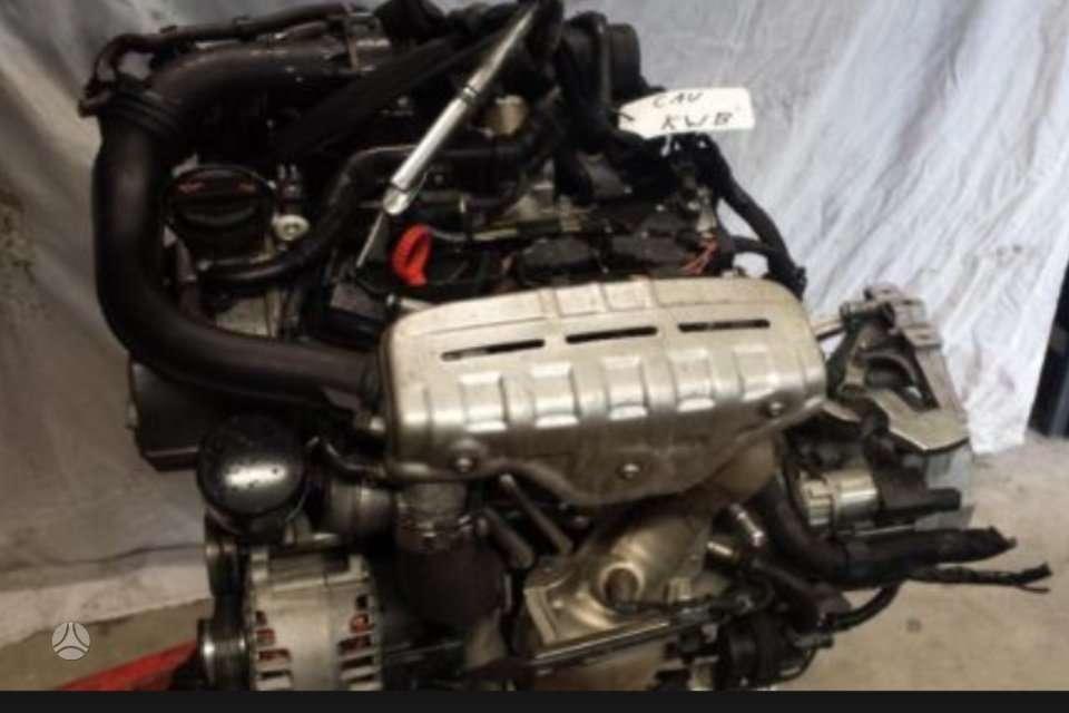 Volkswagen Tiguan. Motor code cav. automatine greiciu deze nqh