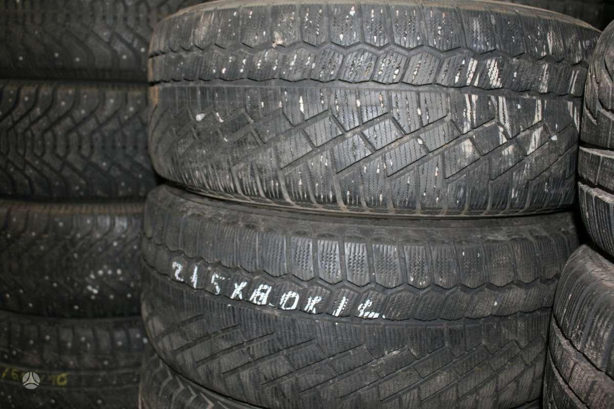 Goodyear, Žieminės 215/60 R16
