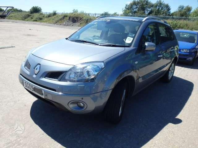 Renault Koleos. Rida33tukst.xenon, park,oda