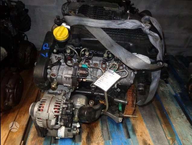 Renault Megane dalimis