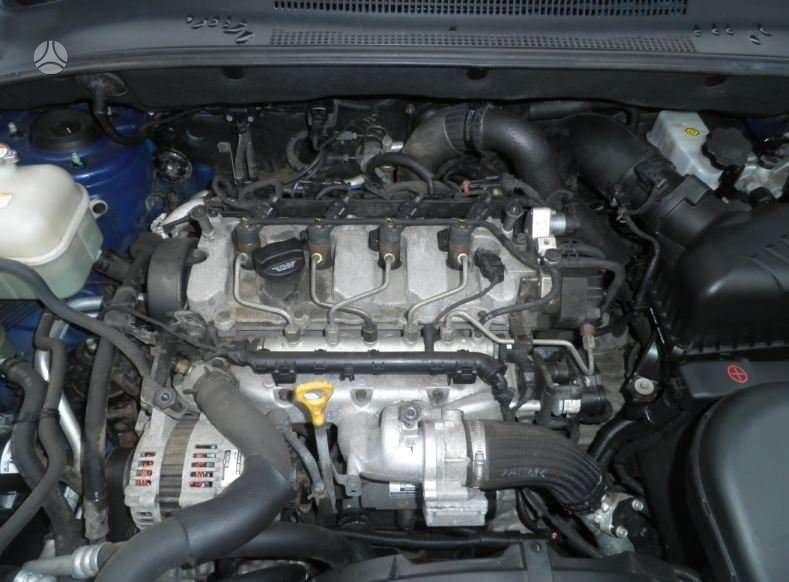 Hyundai Tucson dalimis