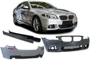 BMW 5 serija. M paketai nuo13m f10-f11-nauji -plastmasiniai [ pp,
