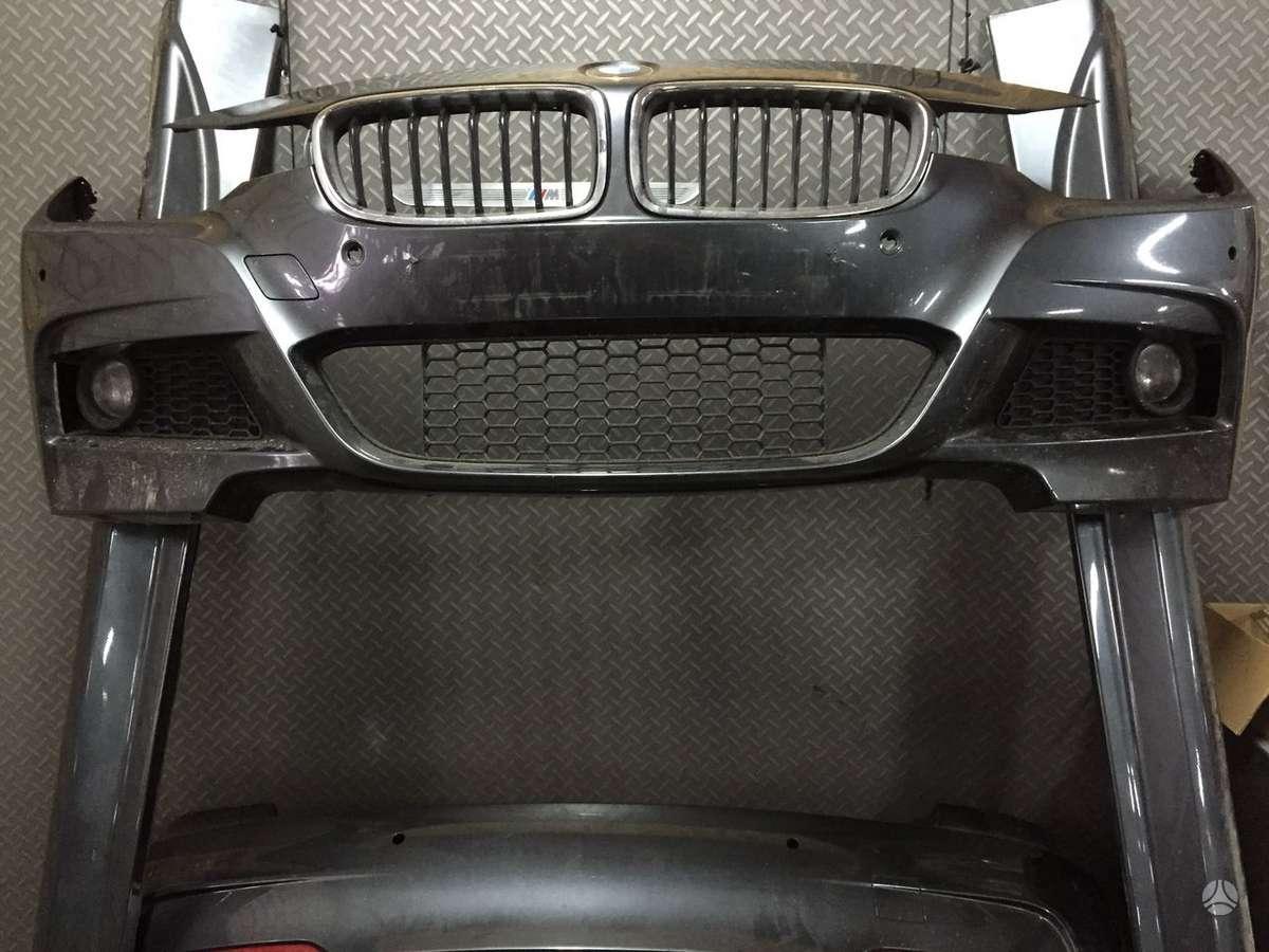 BMW 3 serija. Bmw 3 f30 komplektinis m-paketas  didelis naujų