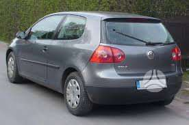 Volkswagen Golf dalimis