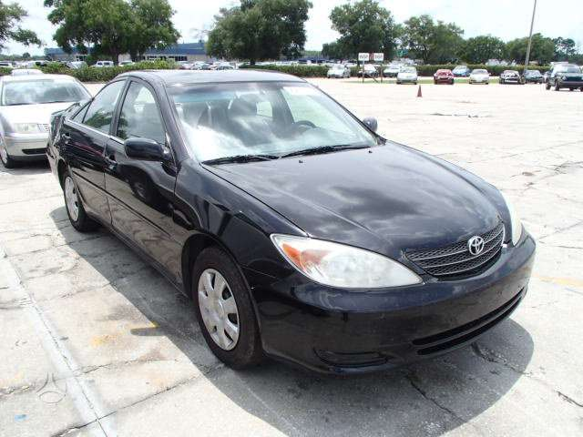 Toyota Camry. 2002--2006 camry dalimis