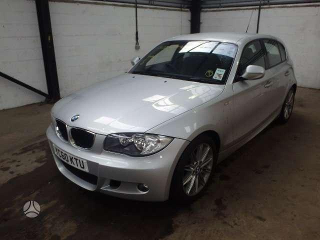 BMW 120 dalimis. Bmw 120d m paket turime ir kitu modeliu 8 6 1