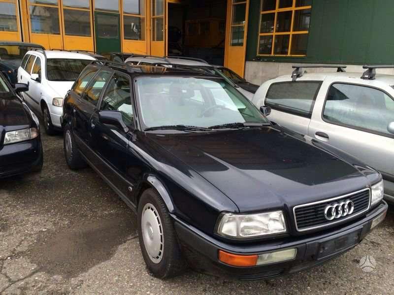 Audi 80 (B4). Europa iš šveicarijos(ch) возможна доставка в ru,