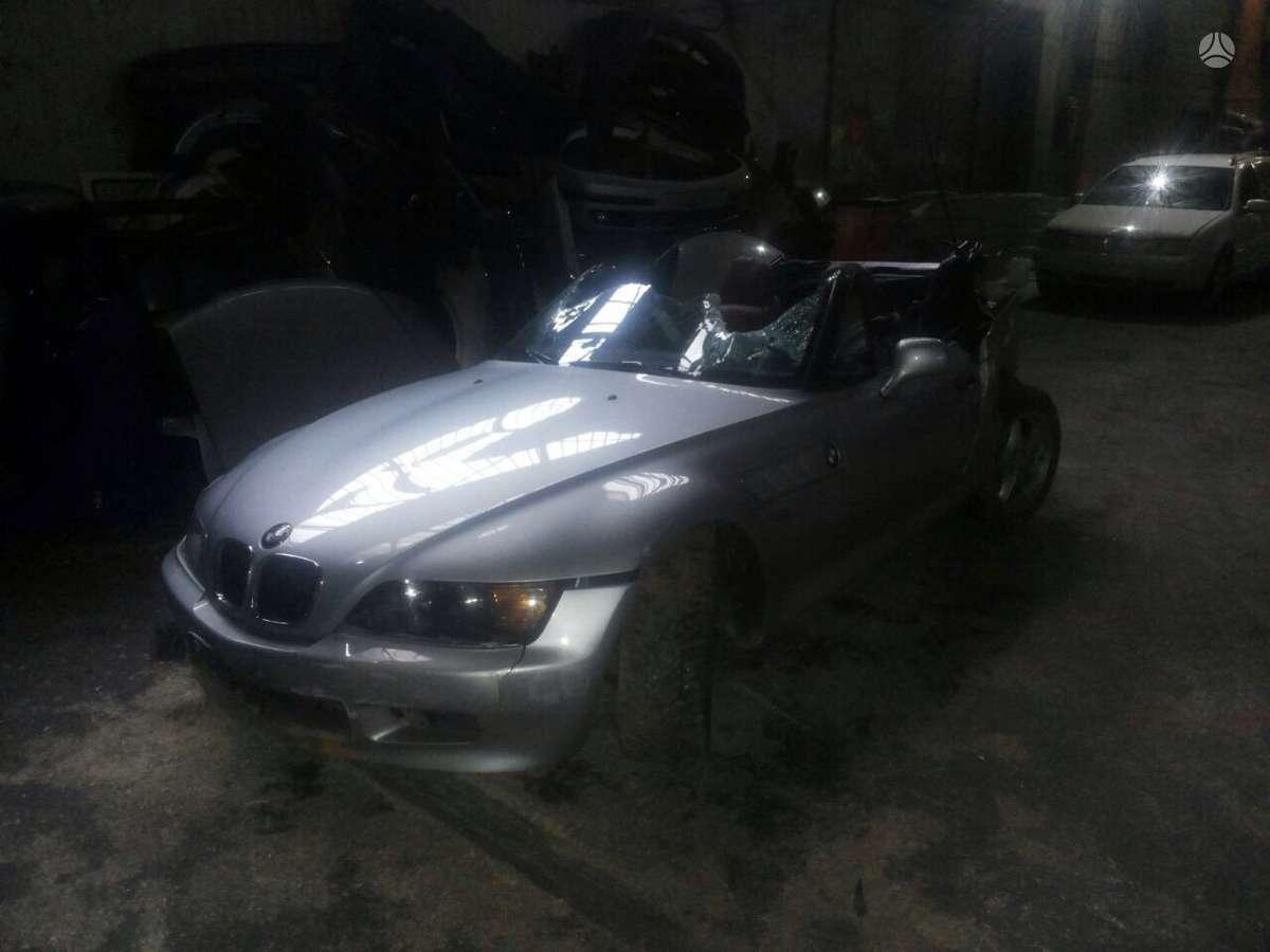 BMW Z3. variklio 318 kodas 00068667 19 4s 1 .iš šveicarijos (тор