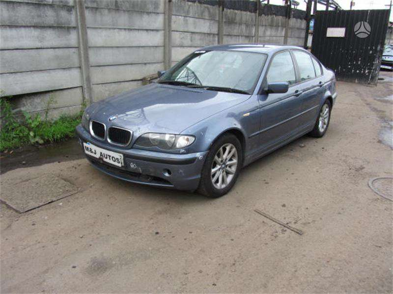 BMW 320 dalimis. 862034257110kw detales siunciu i visus miestus
