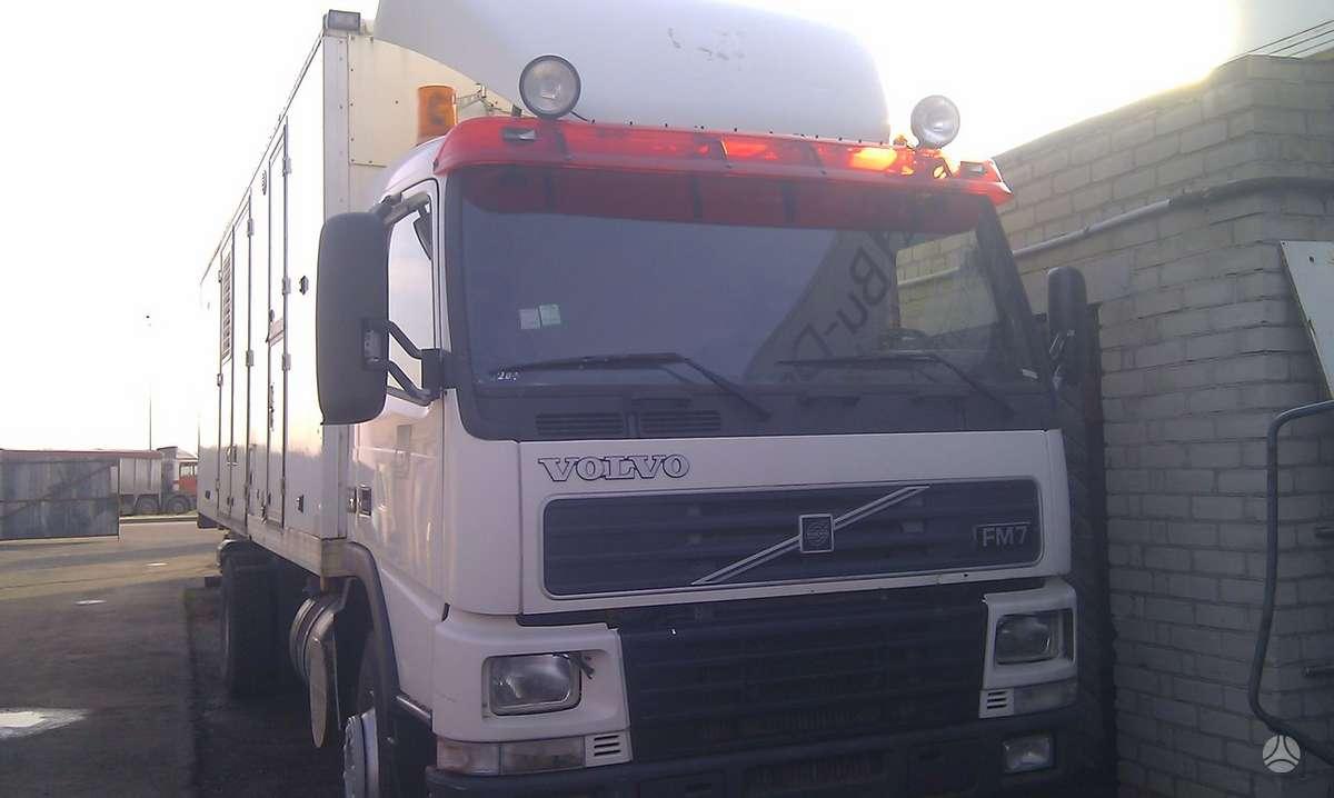 Volvo FM7.250, sunkvežimiai