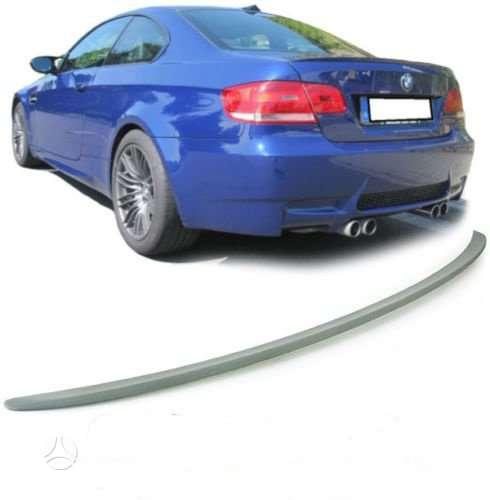 BMW 3 serija. spoileriai nuo 50 eur- e90-91-92-93 modeliams-m