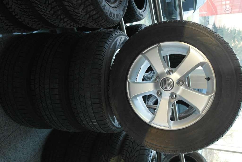 Pirelli, VW, Žieminės 265/55 R17