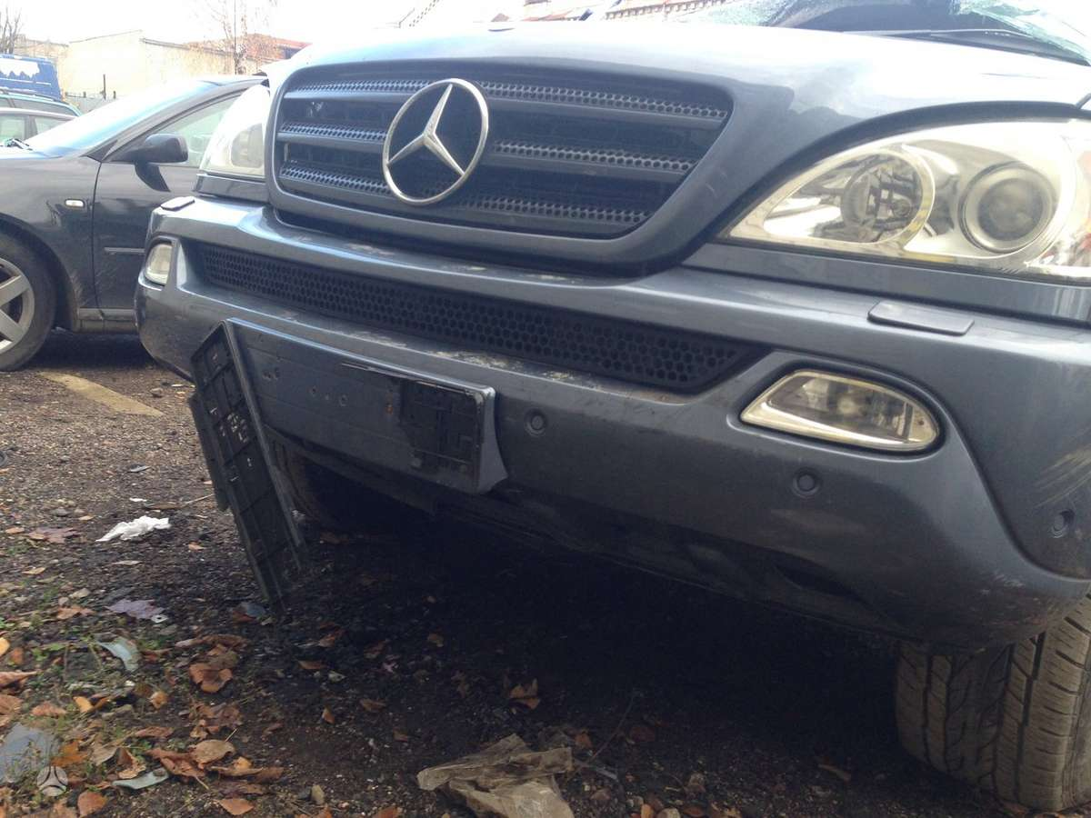 Mercedes-Benz ML270. Mb ml 270 cdi, automatinė pavarų dėžė,