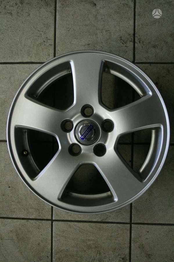 Volvo, lengvojo lydinio, R15