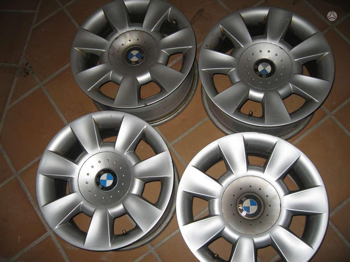 BMW 520, lengvojo lydinio, R15