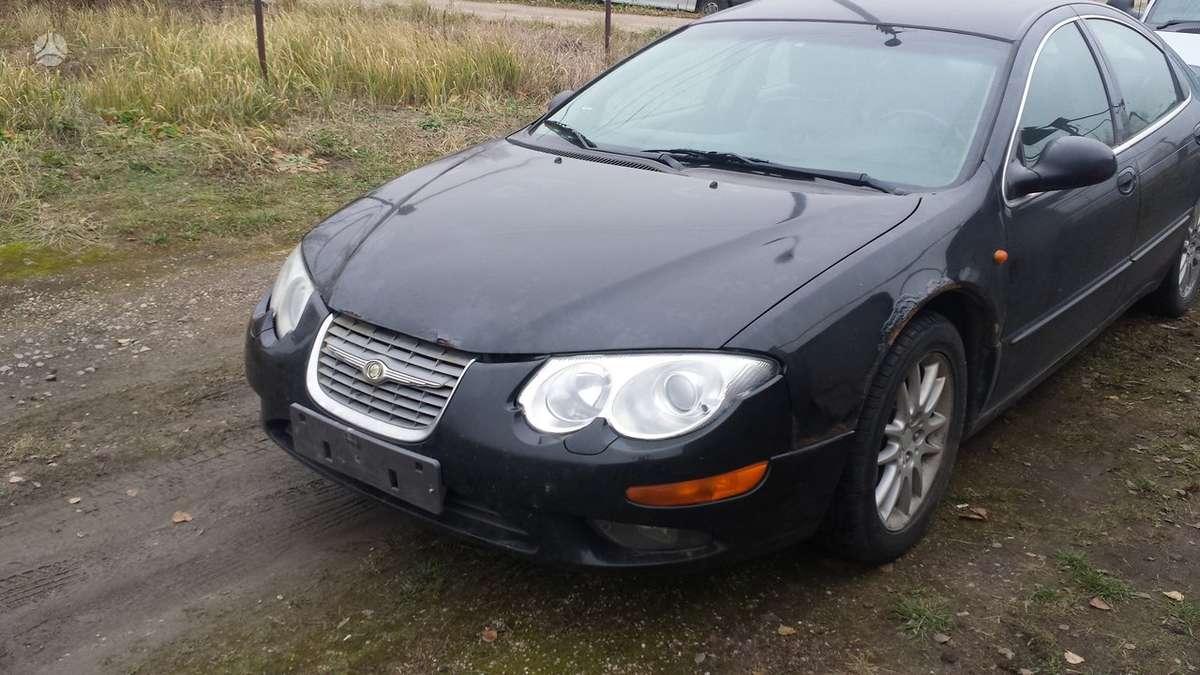 Chrysler 300M dalimis. Dalimis,perku automobili po avarijos ar