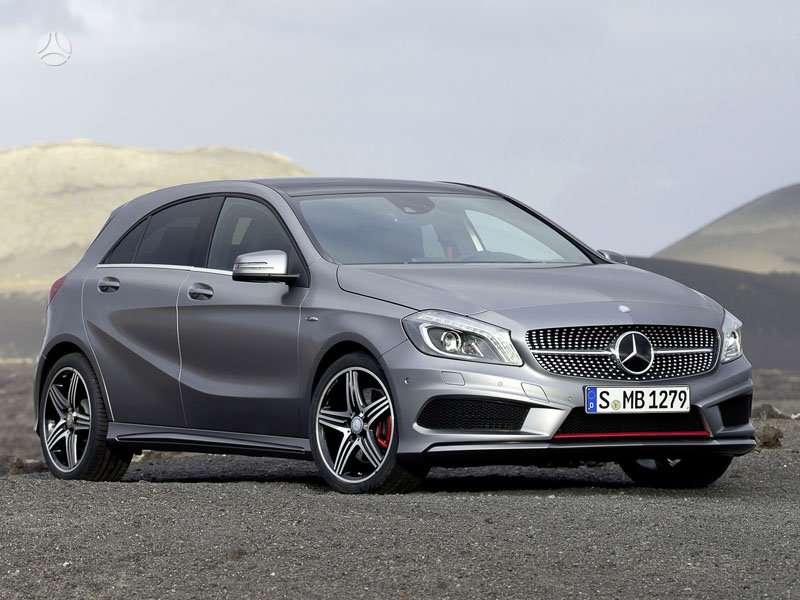 Mercedes-Benz A klasė dalimis. !!!! tik naujos originalios dalys