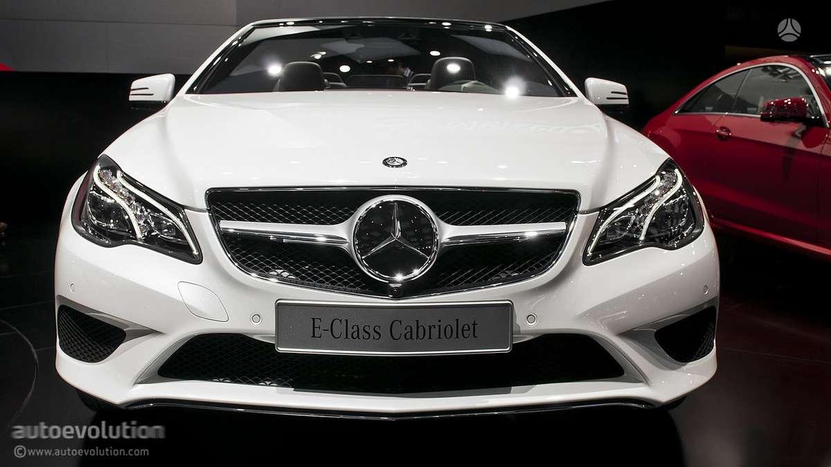 Mercedes-Benz E klasė dalimis. !!!! tik naujos originalios dalys