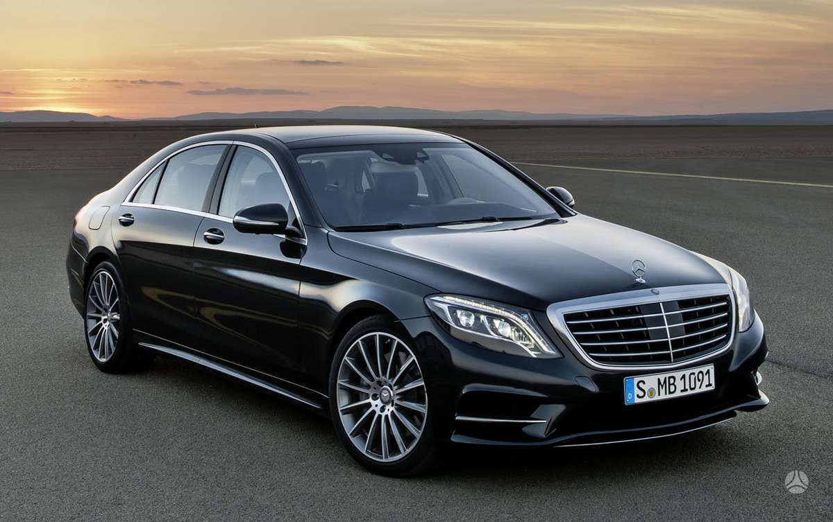 Mercedes-Benz S klasė dalimis. !!!! tik naujos originalios dalys