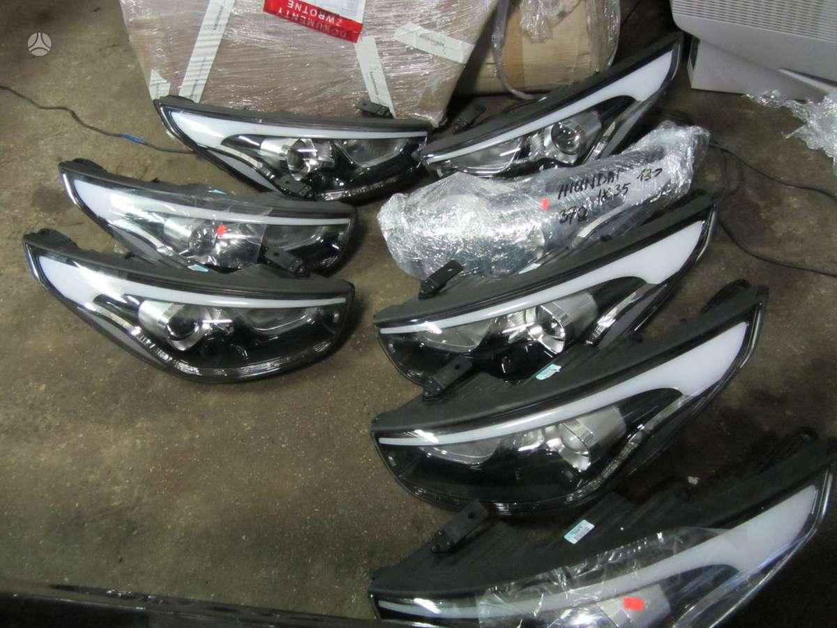 Hyundai ix35. Prekyba auto dalimis naudotomis europietiškiems,