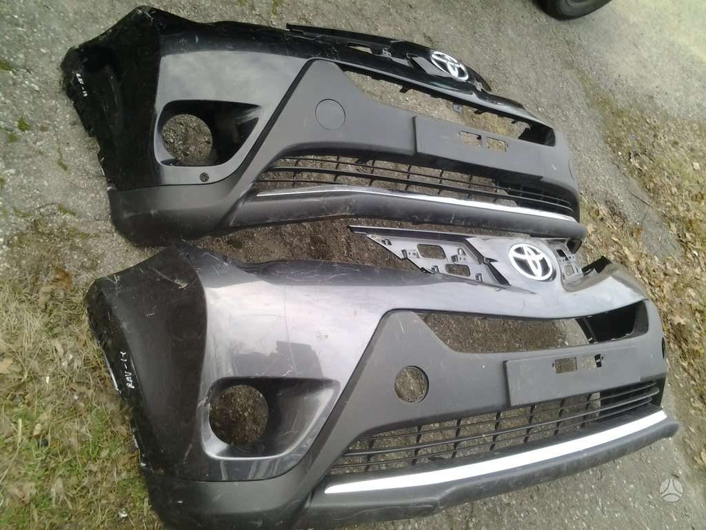 Toyota RAV4. Originalios devetos kebulu ir vaziuokles dalys