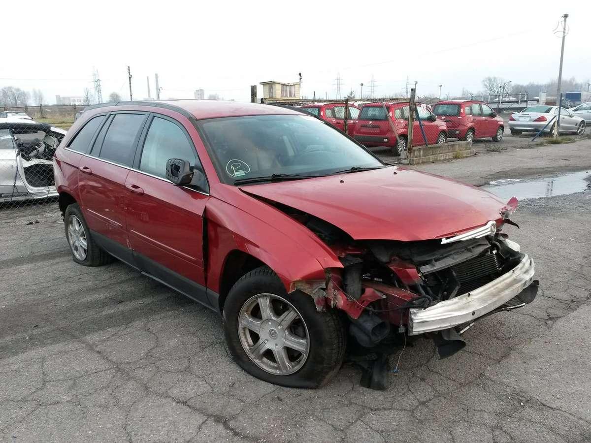 Chrysler Pacifica. 3.5 awd, grazus odinis salonas, sildomos