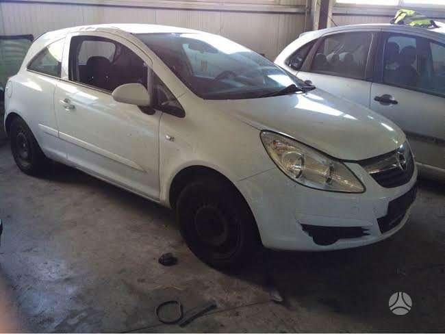 Opel Corsa dalimis. 1.3dtj