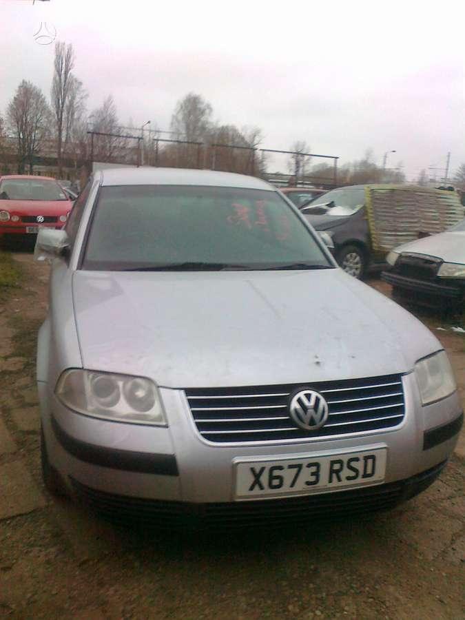 Volkswagen Passat. Variklis avb