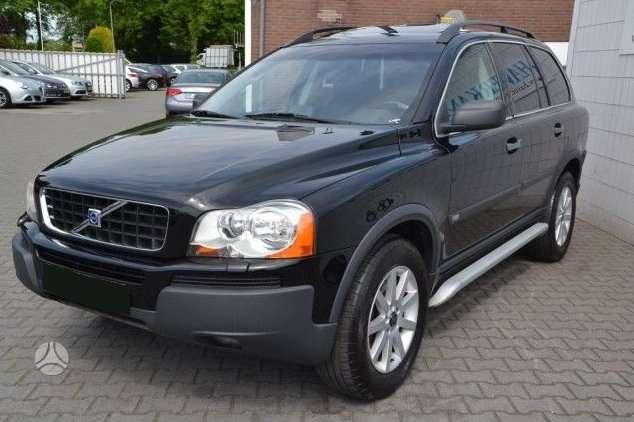 Volvo XC90. Visas auto dalimis. turime ir xc 90 2.4 d5 '04,  2.4