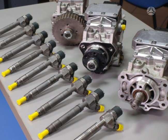Fiat Ducato purkstukai, krovininiai mikroautobusai