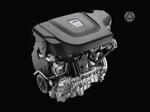 Volvo XC60. Turime variklius d5244t10, d5244t11, d5244t15,