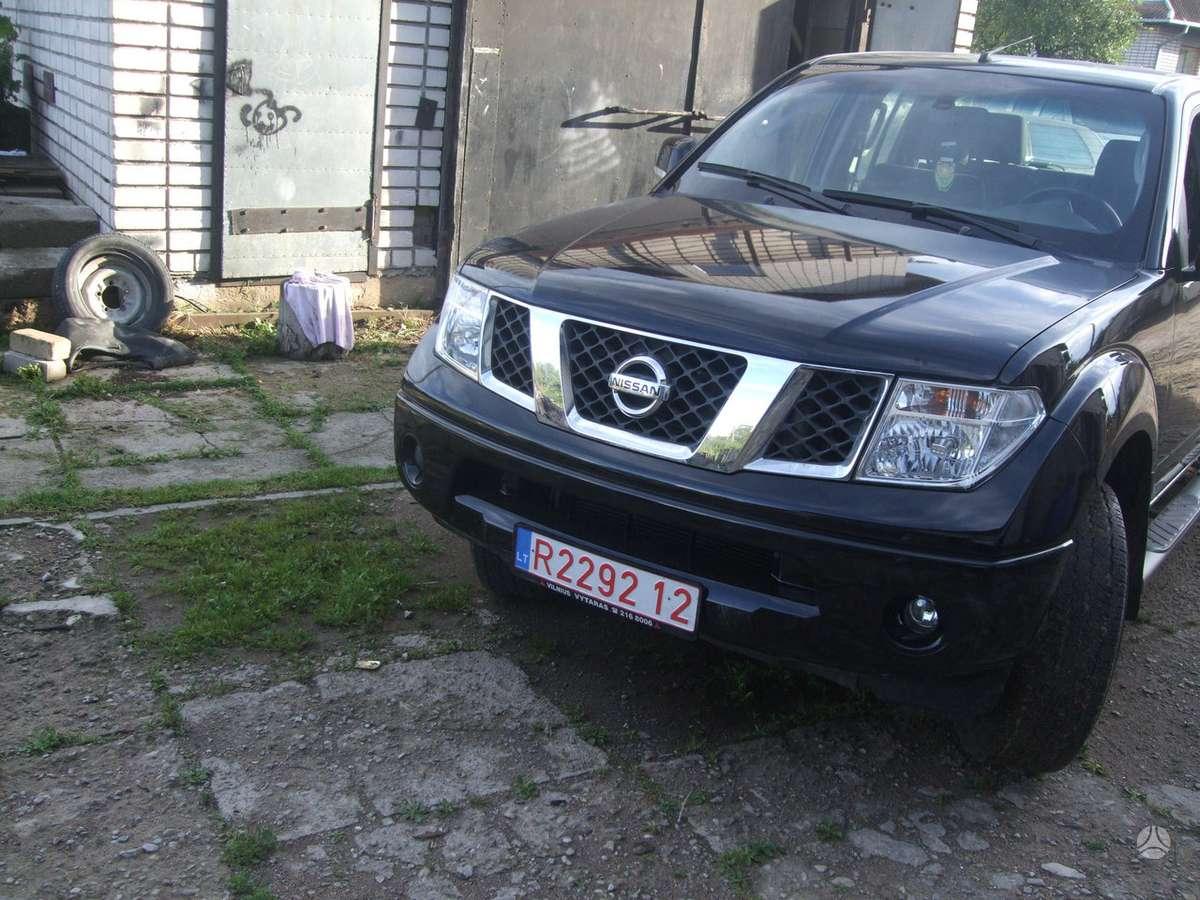 Nissan Pathfinder dalimis. доставка бу запчастей с разтаможкой в
