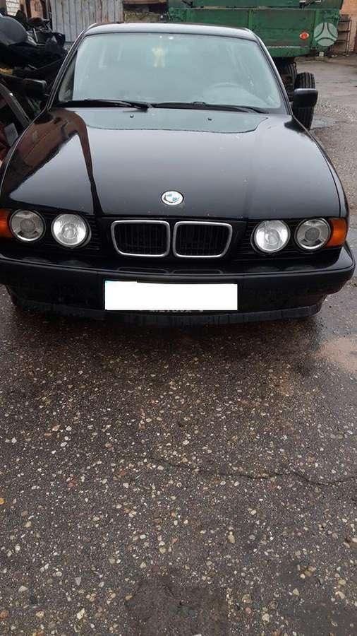 BMW 520. Bmw 520, 1996 m., 2,0 benzinas , 110 kw. , 4/5 durys,