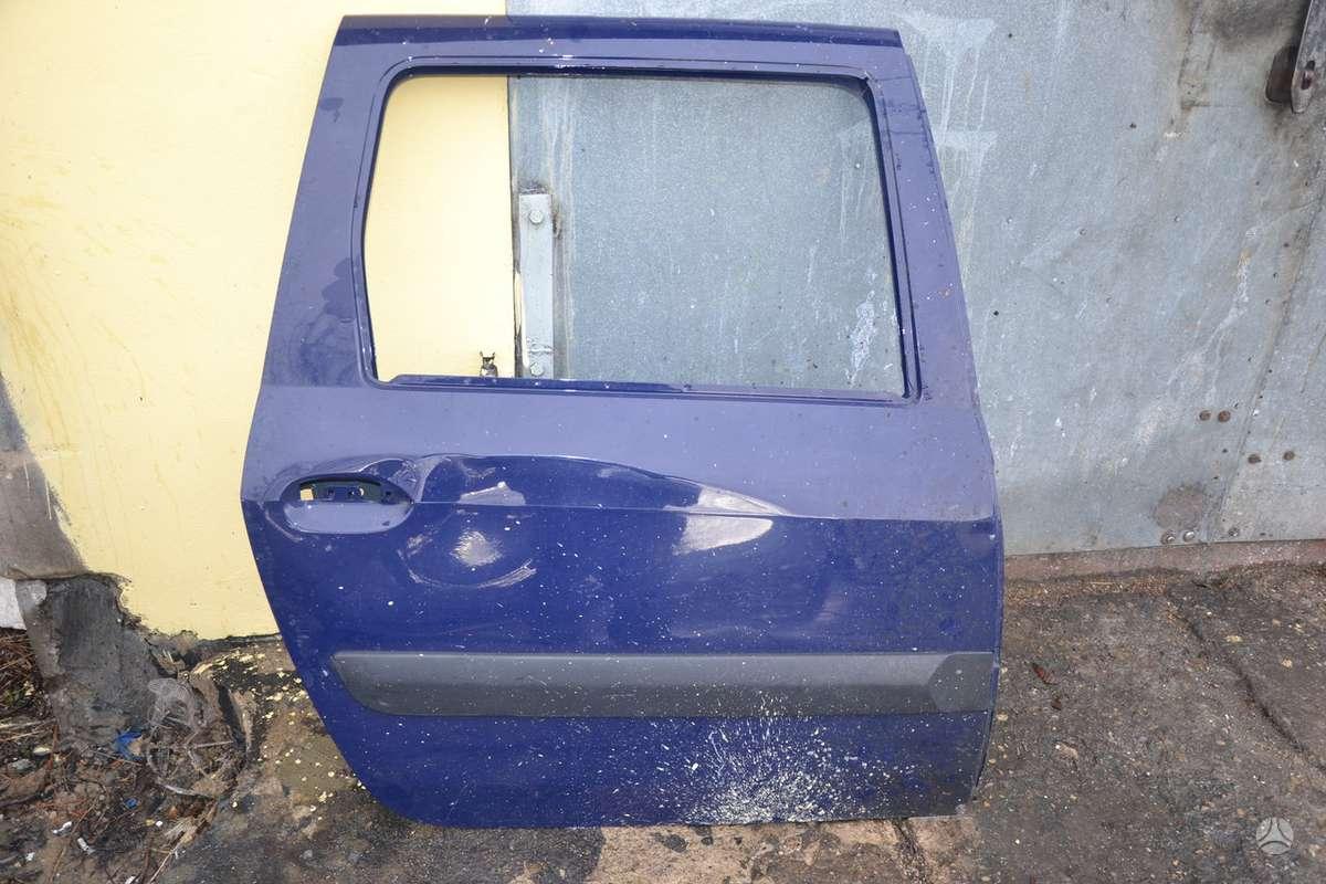 Dacia Logan durys