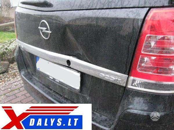 Opel Zafira. Www.xdalys.lt  bene didžiausia naudotų ir naujų