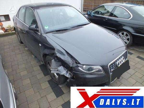 Audi A4 dalimis. Www.xdalys.lt  bene didžiausia naudotų ir