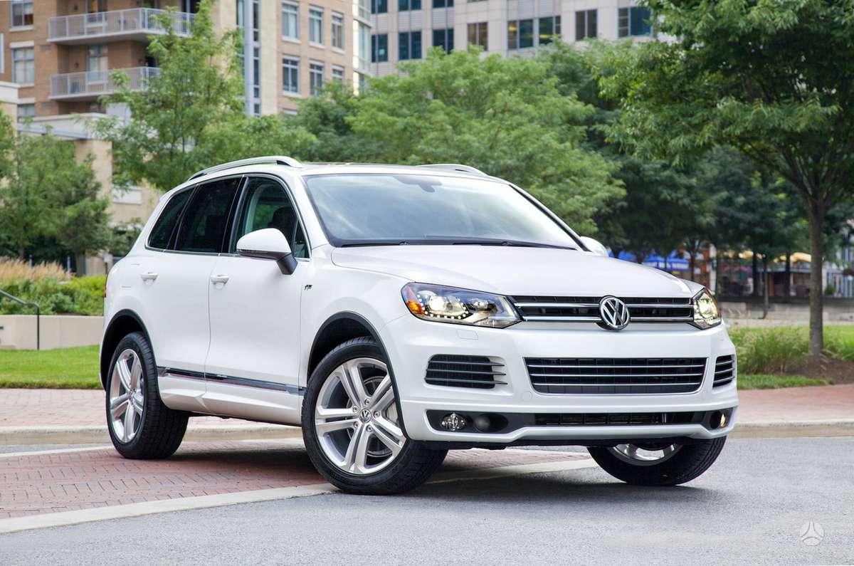 Volkswagen Touareg dalimis. !!!! tik naujos originalios dalys !!