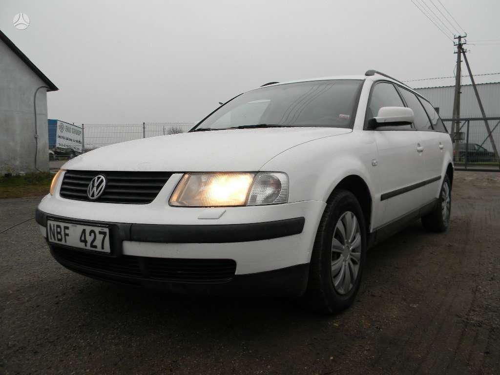 Volkswagen Passat. Vw passat dalimis  yra europiniu ir anglisku