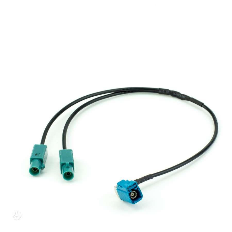 -Kita-, Volkswagen SKODA SEAT Antena adapteris Fakra antenos perejimas, kita