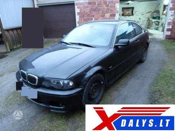 BMW 3 serija dalimis. Www.xdalys.lt  bene didžiausia naudotų