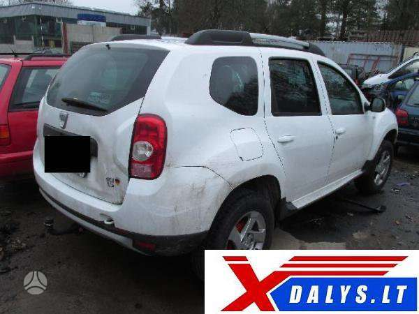 Dacia Duster. Www.xdalys.lt  bene didžiausia naudotų ir naujų