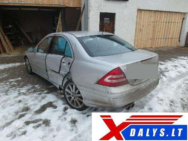 Mercedes-Benz C klasė. Www.xdalys.lt  bene didžiausia naudotų
