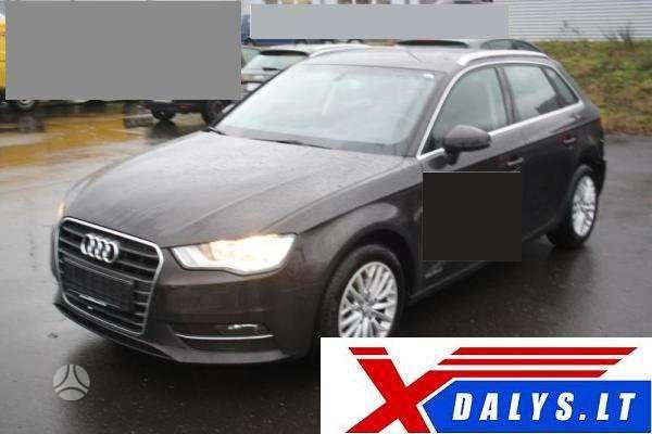 Audi A3. Www.xdalys.lt  bene didžiausia naudotų ir naujų auto