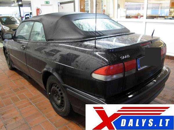 Saab 9-3. Www.xdalys.lt  bene didžiausia naudotų ir naujų auto