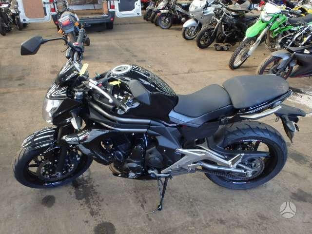 Kawasaki ER, street bikes